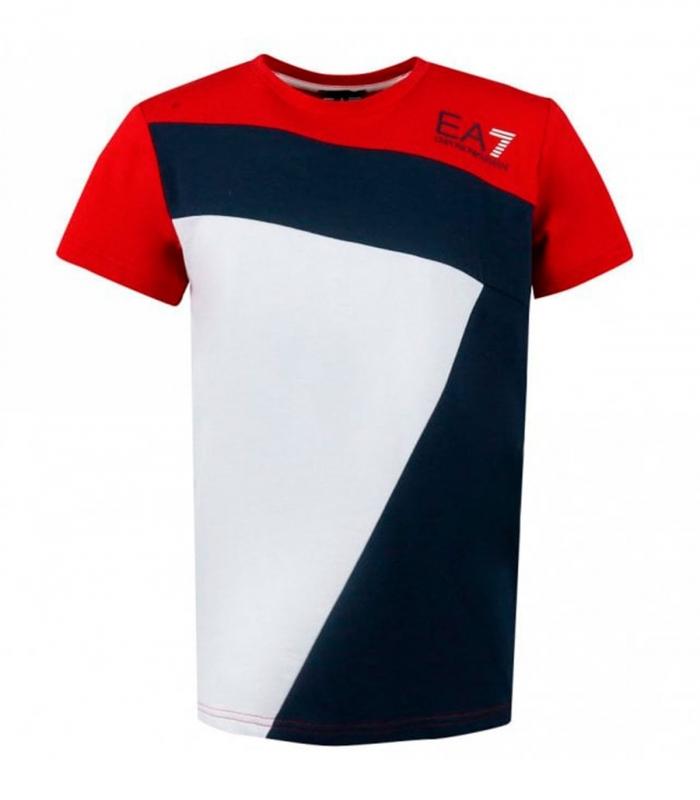 Camiseta Ea7 rojo