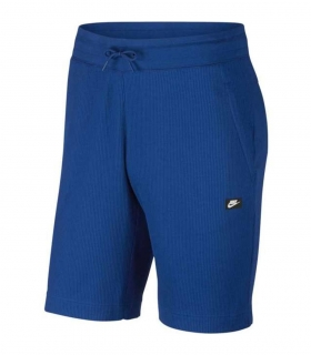 NIKE Pantalon Corto WAFFLE BLUE