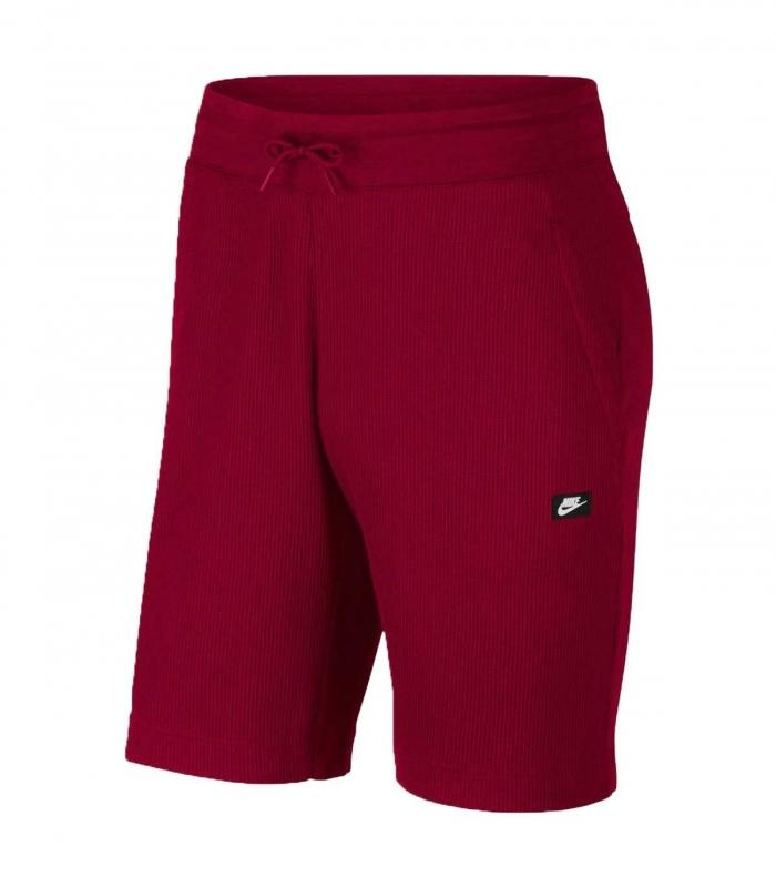 Nike Sportswear WAFFLE BURGUNDY