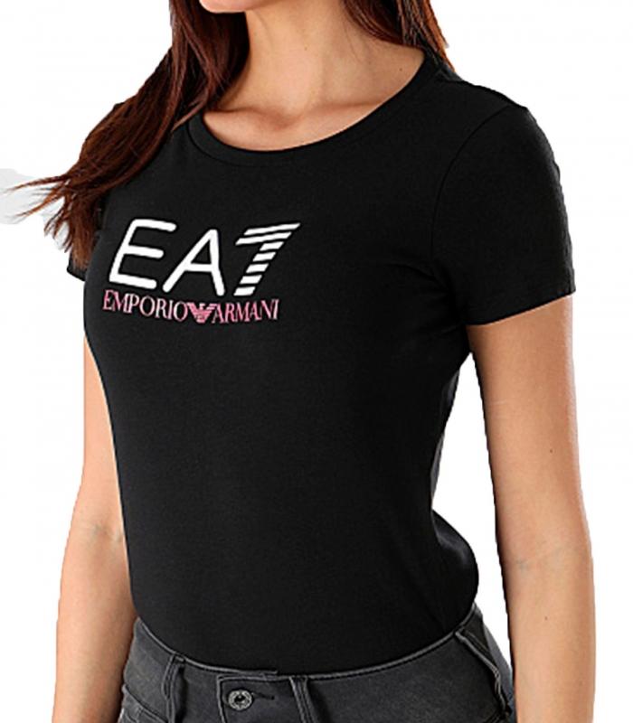 Camiseta EA7 negro