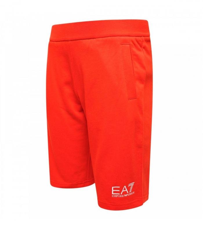 Pantalon EA7 rojo