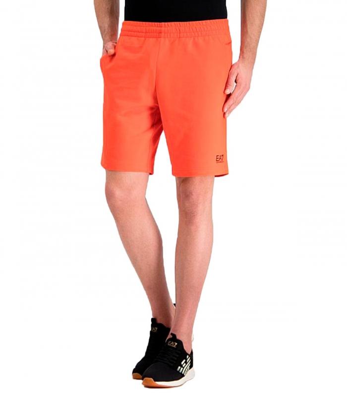 Pantalon EA7 naranja