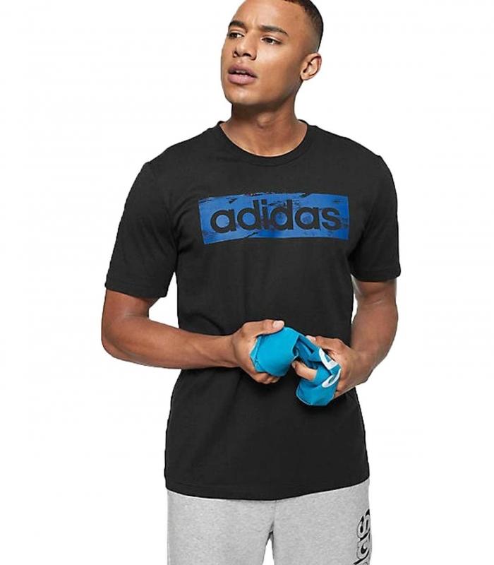 Camiseta Negra Adidas OSR M TR