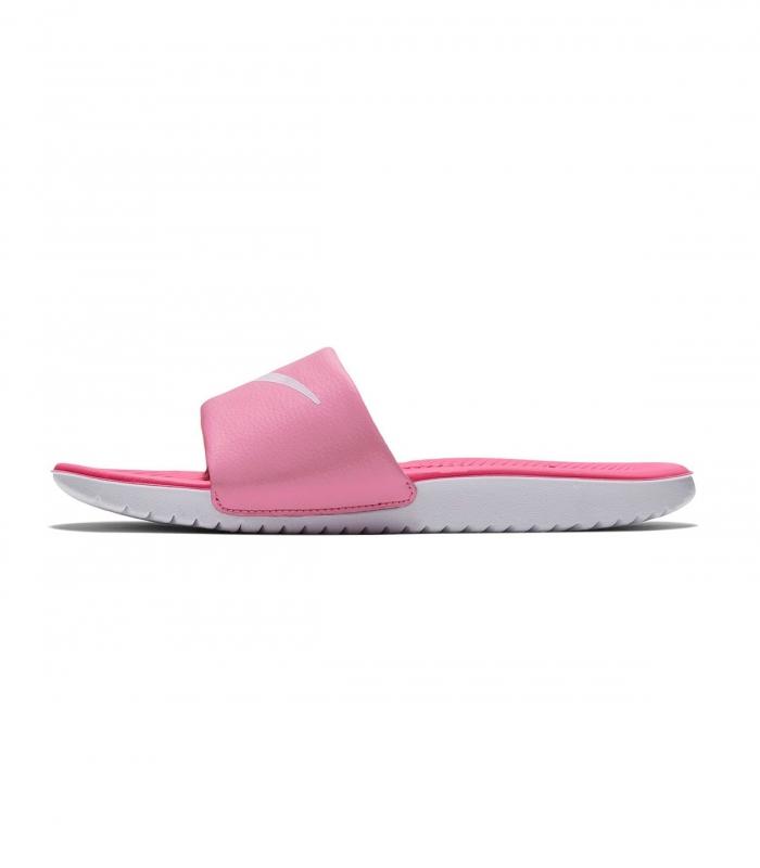 separation shoes 8e6b8 b967e Sandals Nike Kawa pink