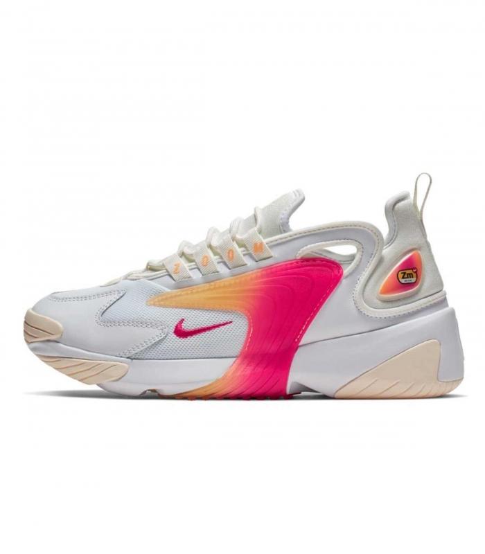 Zapatilla Nike Zoom 2K blanco