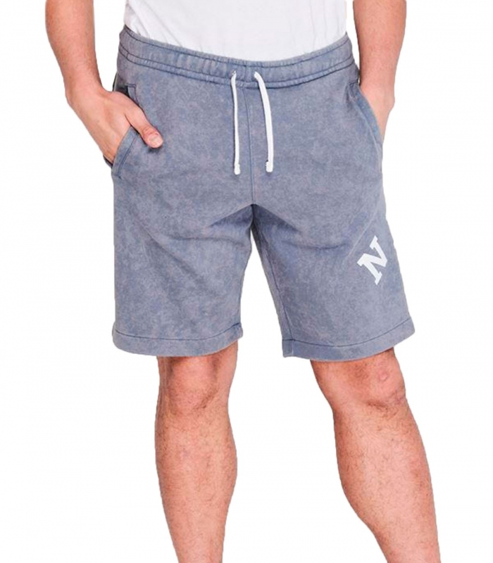 Pantalón corto Nike gris