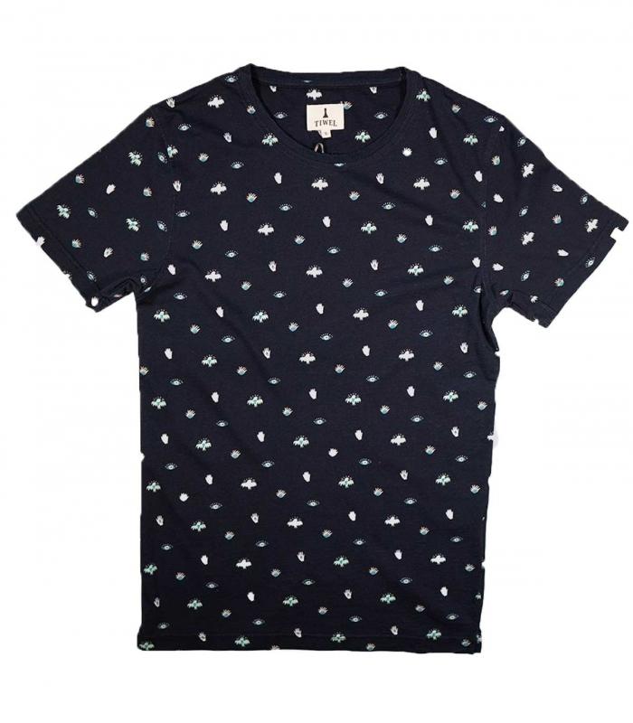 Camiseta Tiwel Mini Dark