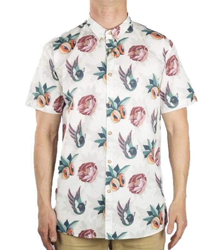 Camiseta Tiwel Jungle X Boa Mistura
