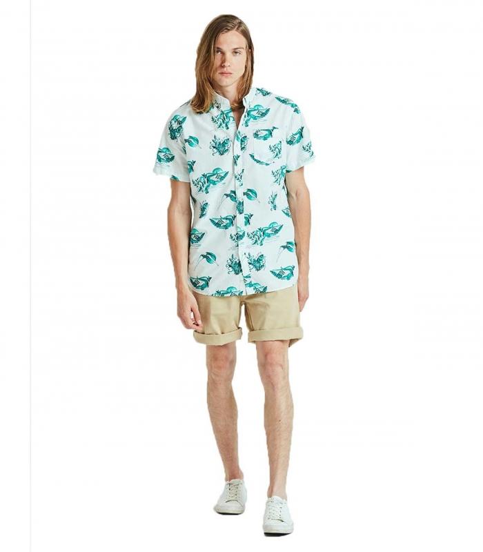 Camisa Tiwel Swamp