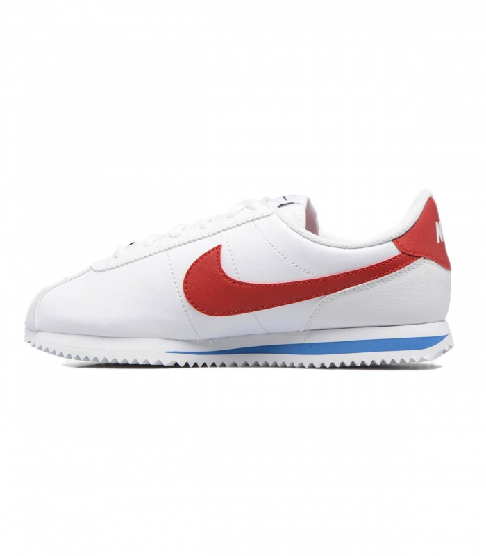 Zapatillas Nike Cortez Basic Sl blanco