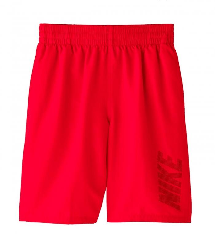 Bañador Nike rojo