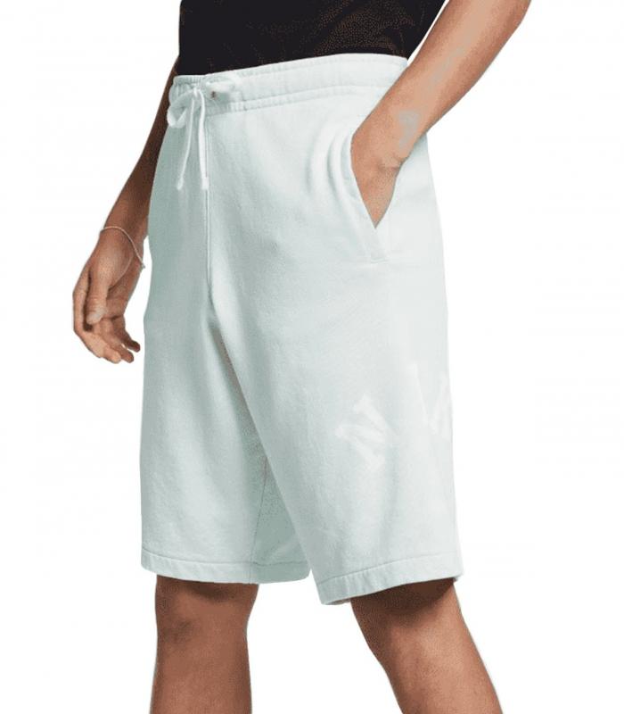 Pantalón corto de tejido French terry