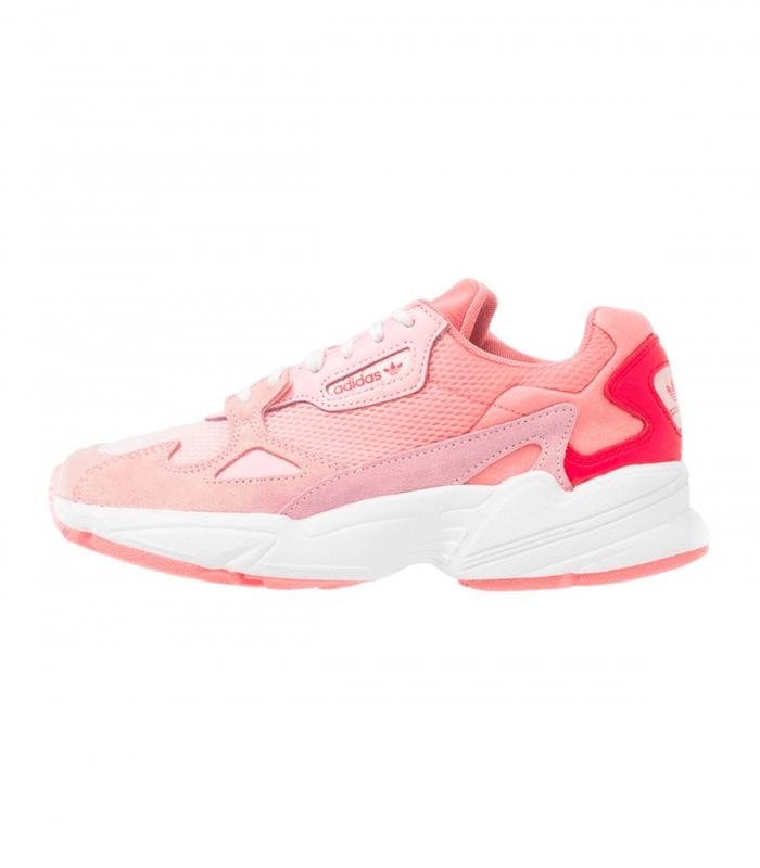 Zapatilla Adidas Falcon W rosa