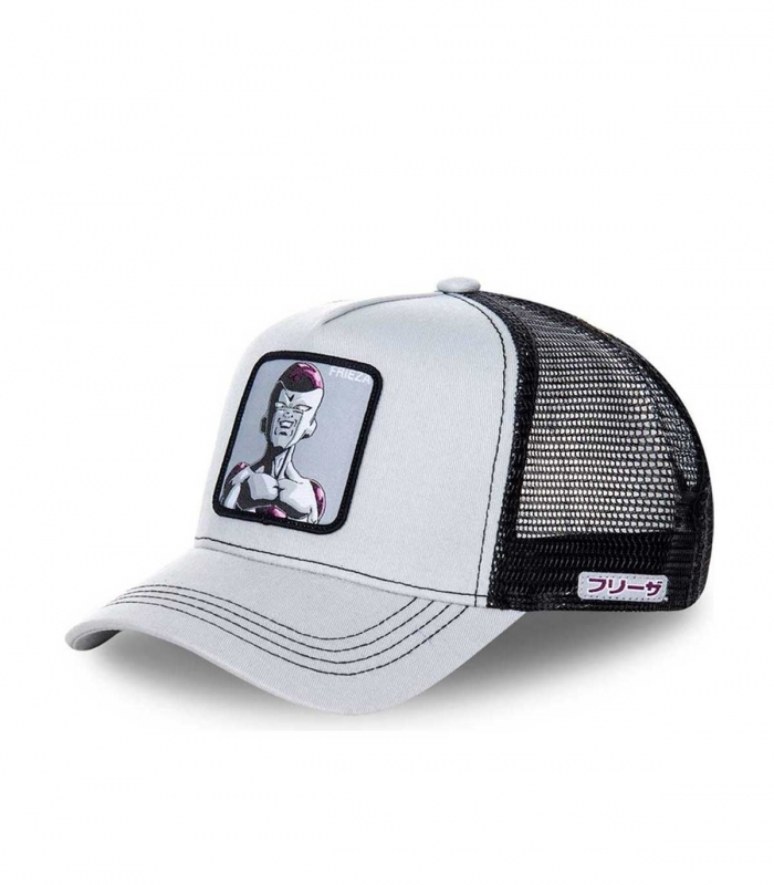 Capslab Gorra Dragon Ball Frieza Gris
