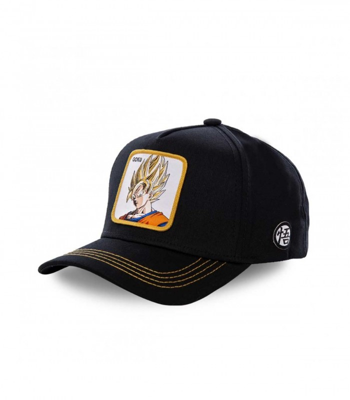 Gorra Collabs Goku Negra