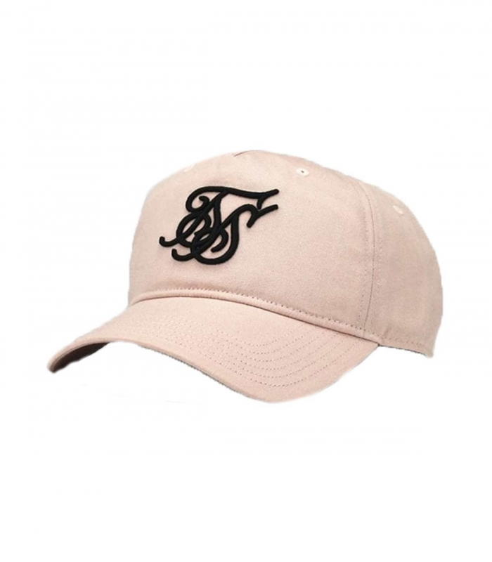 Gorra Siksilk Bent Peak Sports Cap