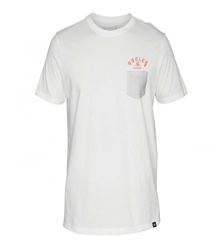 Camiseta Hurley M Plate Lunch