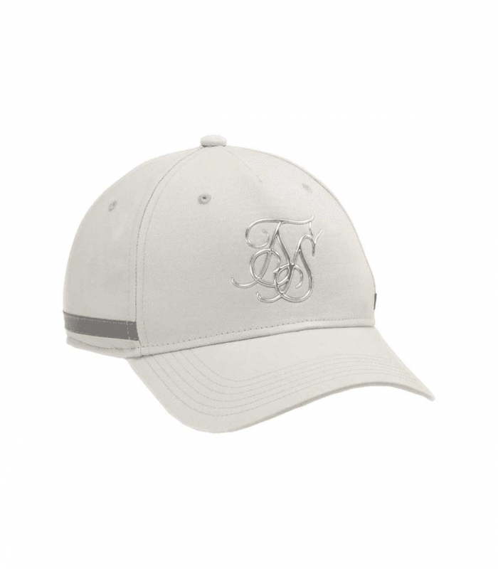 Gorra Siksilk Reflective Bent Peak