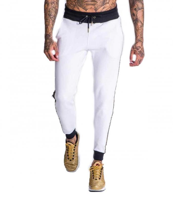 Pantalones de Chandal GK Gold Lurex Ribbon