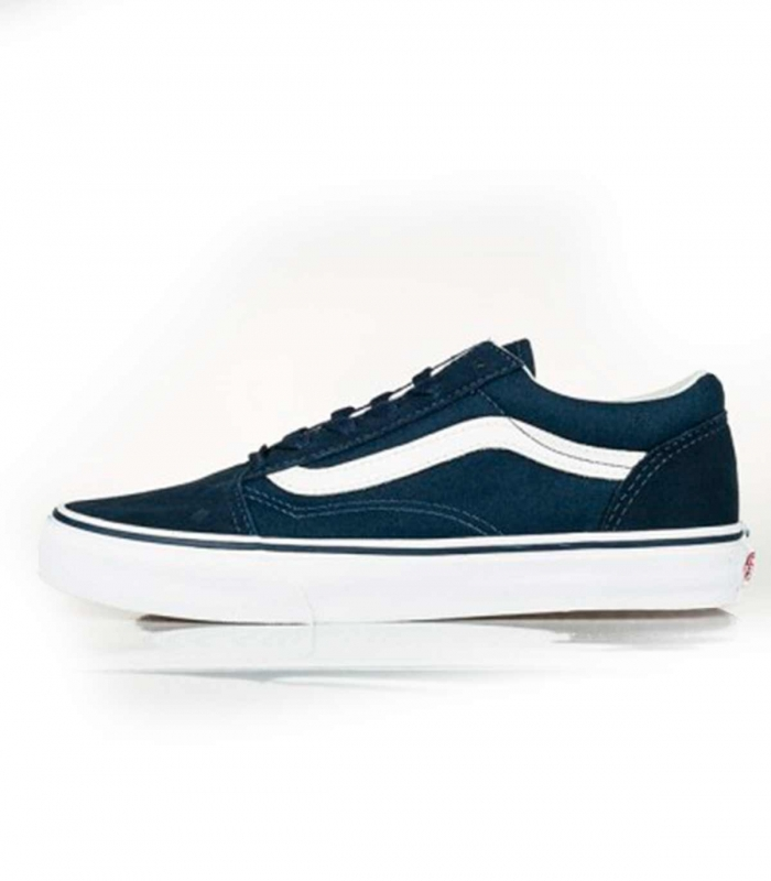 Sneaker Vans Zapatillas Vans Old Skool 35 35 Eu I 4us I 3 Uk I 22 Cm Azul