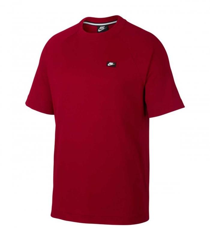 Camiseta Nike rojo