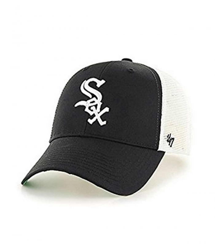 Gorra 47 Brand White Sox Arkansas