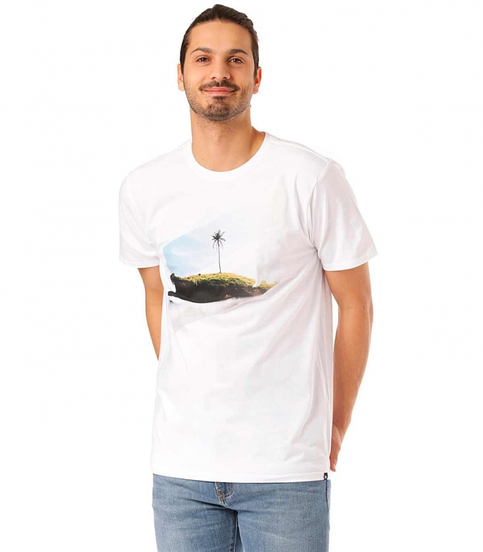 Camiseta Hurley Icon Slash