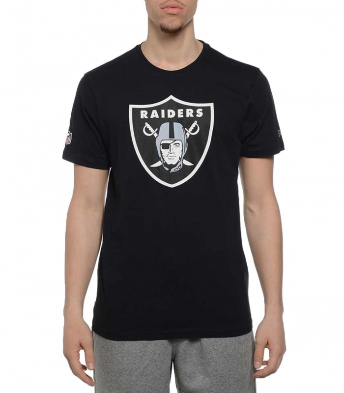 Camiseta New Era Okland Raiders Team Logo