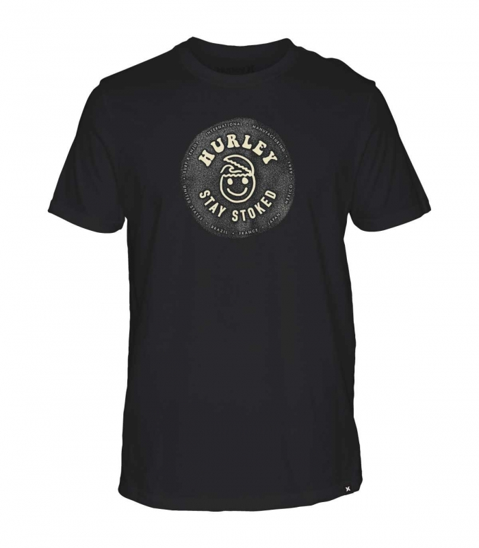 Camiseta Hurley Stay Stocked