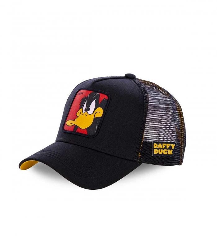 Gorra CapsLab Daffy negra