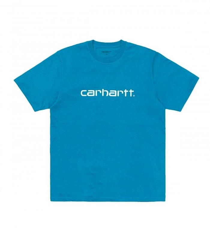 Camiseta Carhartt Script T Shirt