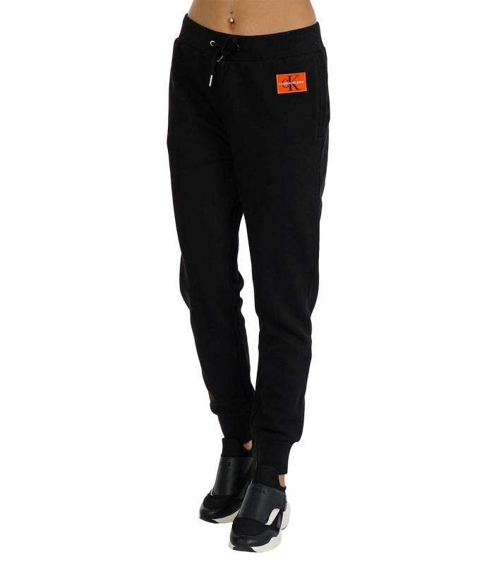 Black Calvin Klein Sweatpan for women