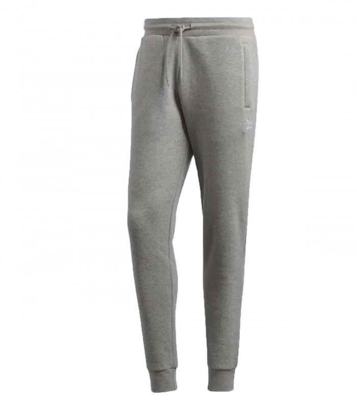Pantalon jogging Adidas gris pour homme