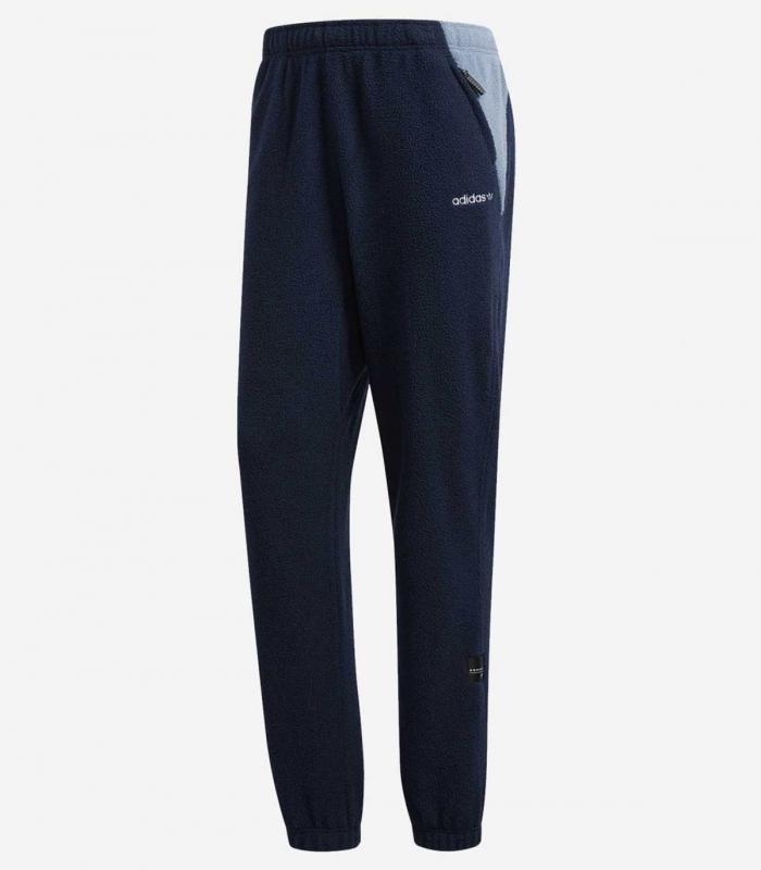 Pantalon running Adidas azul