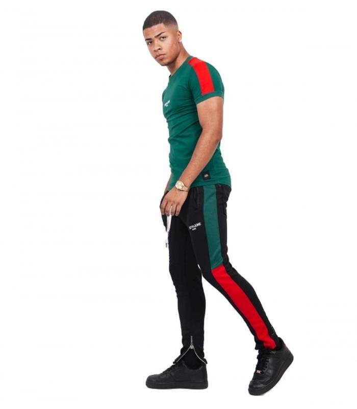 Pantalon Sixth June Strips