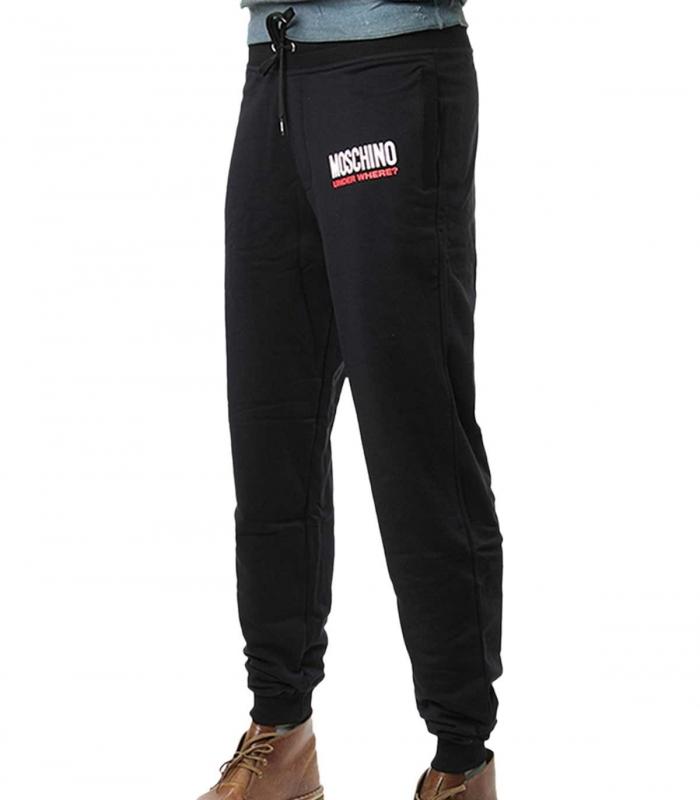 Pantalon Moschino Felpa