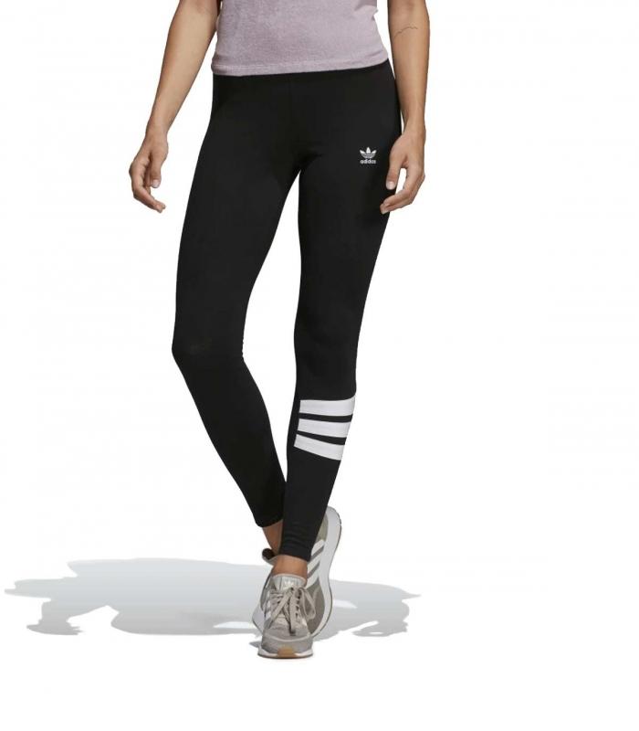 Pantalon Malla Adidas Tight negro