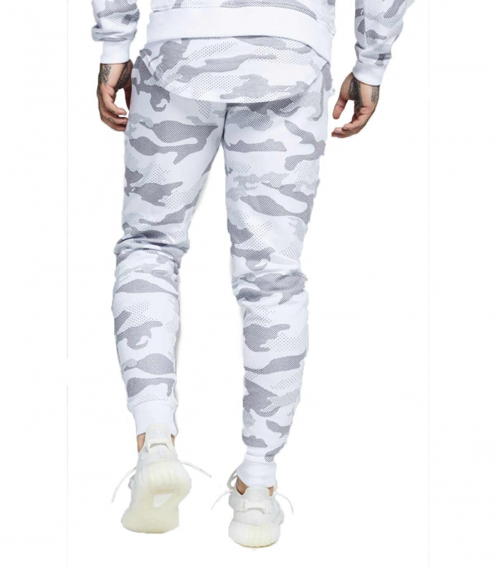 Pantalon Siksilk Camo