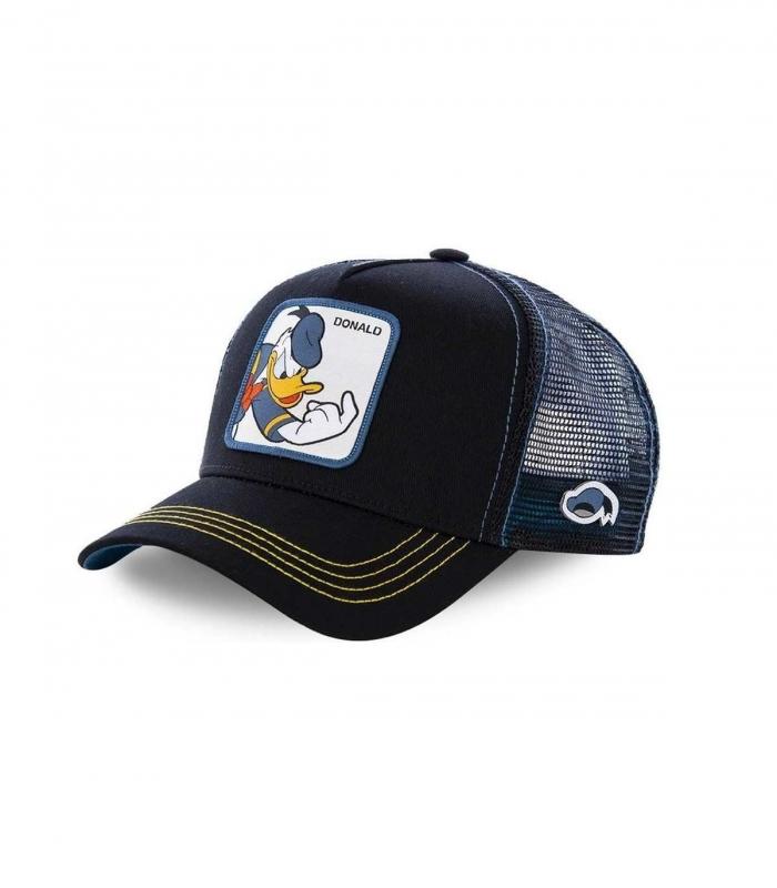 Bleu Donald Fauntleroy Duck CapsLab Cap