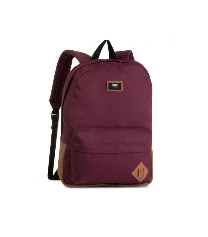 Mochila Vans Old Skool III Bordeo