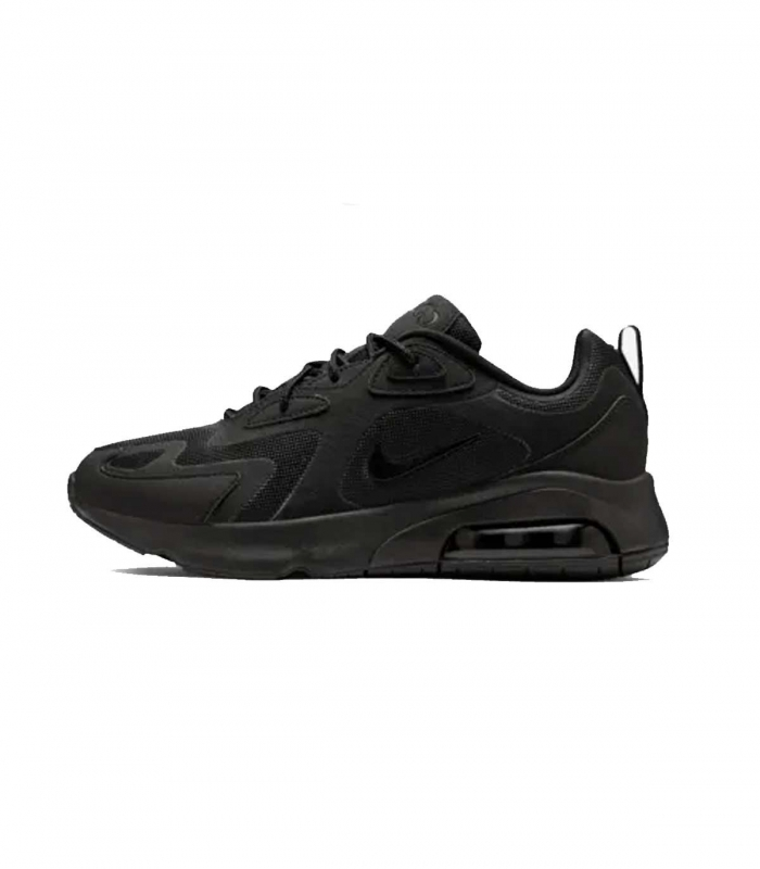 Zapatilla Nike Air Max 200 triple black