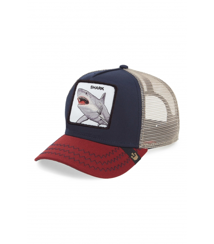 CAPSLAB Goorin Big Shark cap