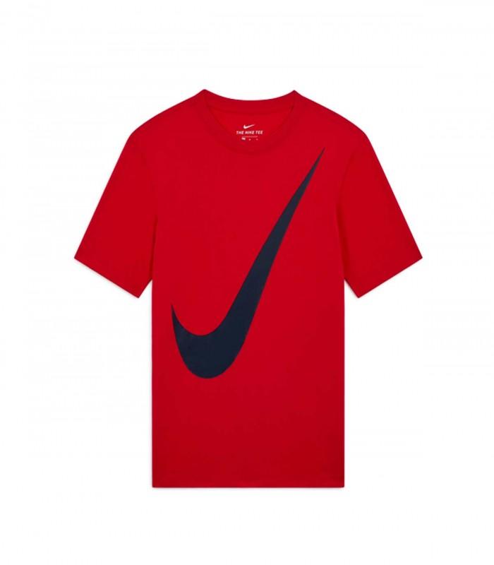 Camiseta Nike manga corta rojo