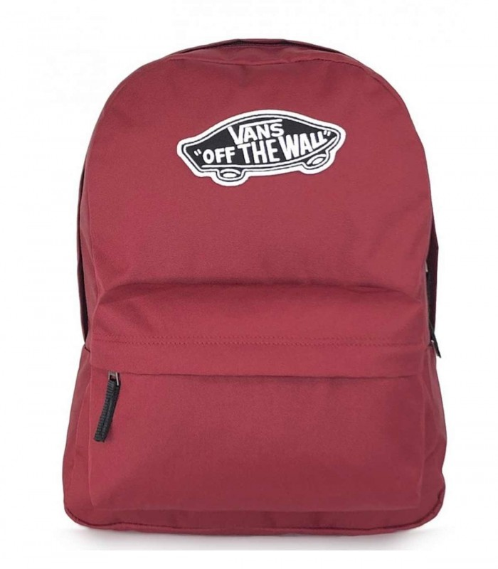 Red VANS backpack