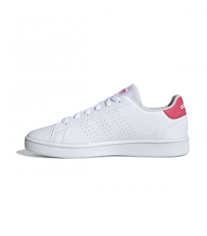 df556079f2 White Sneakers Adidas advantage for kids