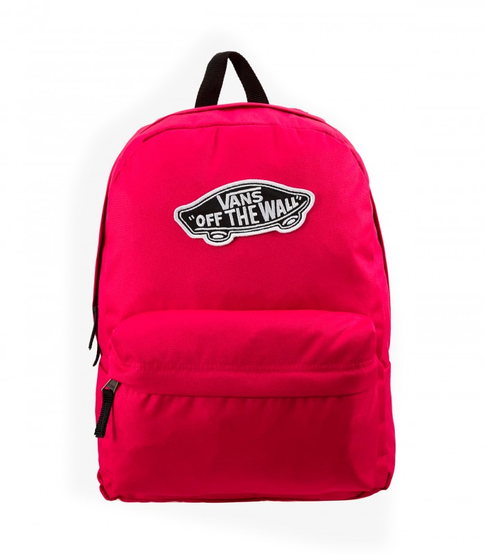 Mochila Vans Off The Wall rojo