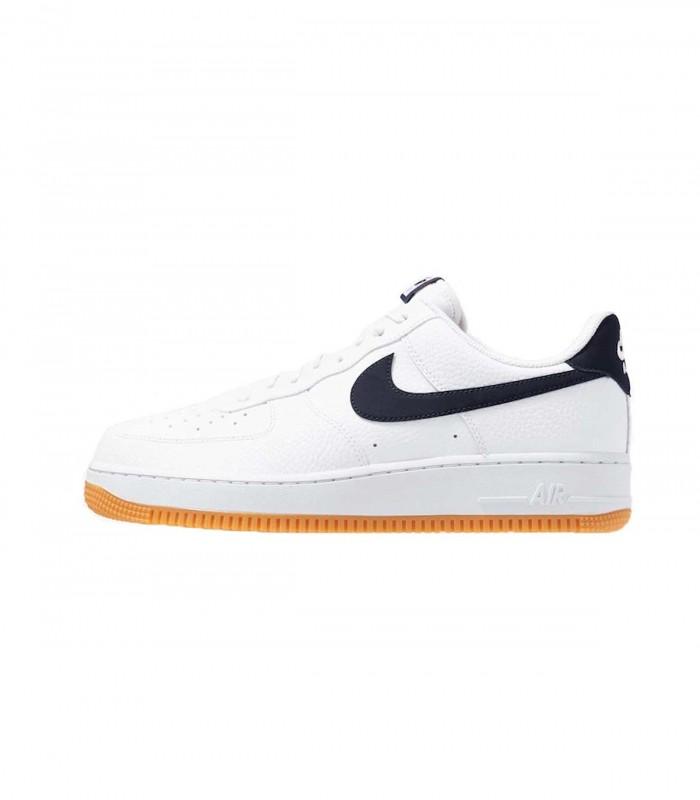 les ventes chaudes e54a7 4b2aa Sneakers Nike Air Force 1 blanc homme