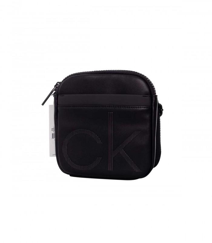 Bolso Calvin Klein Up Mini Reporter negro