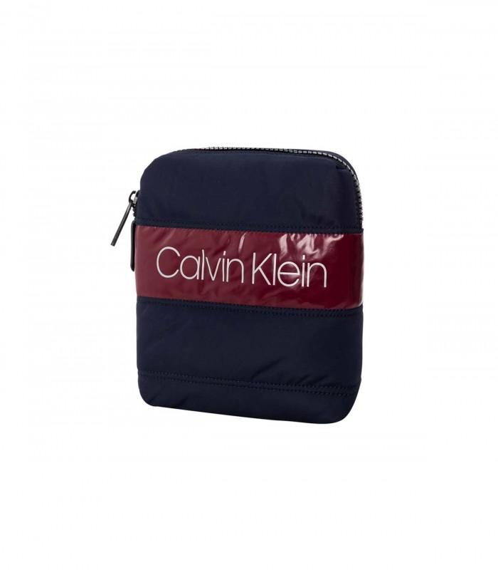 Sac Bandoulière Calvin Klein bleu rouge