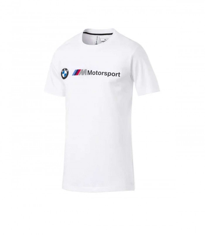 T-Shirt Puma BMW blanc homme